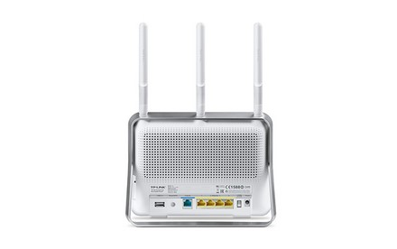 Router Inal�mbrico Gigabit Dual Band AC1750 C8