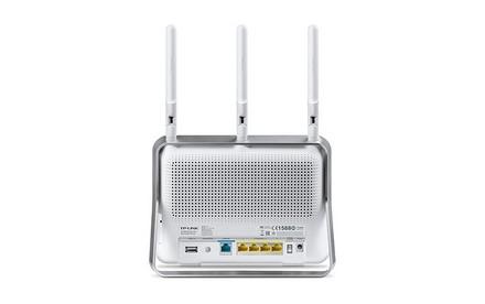 Router Gigabit Inalámbrico de Banda Dual AC1900 C9