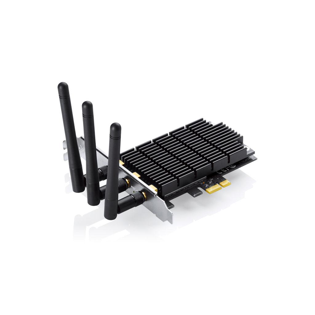 Adaptador Inal�mbrico de Doble Banda PCI Express AC1900 TE9