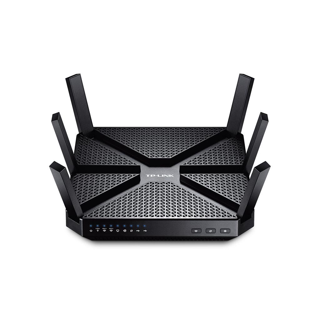 Router Gigabit Inalámbrico Tri-Banda AC3200