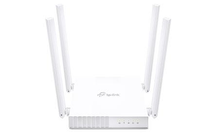 TP-LINK - Router Wi-Fi de doble banda AC750 - Archer C24