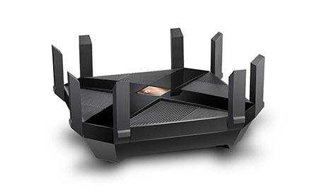 TP-LINK - AX6000 Router Wi-Fi Nueva Generación.