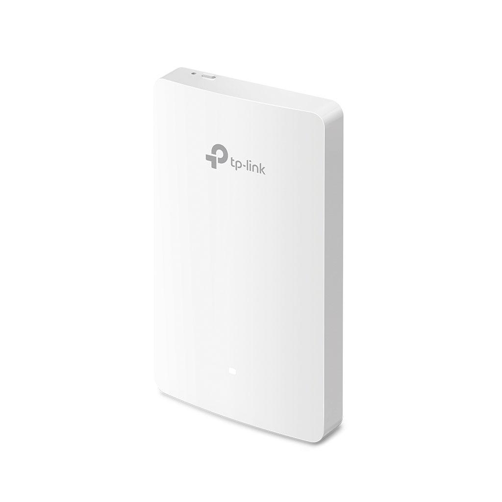 TP-LINK - Punto de Acceso de pared Gigabit WiFi MU-MIMO Omada AC1200 - EAP235-Wall