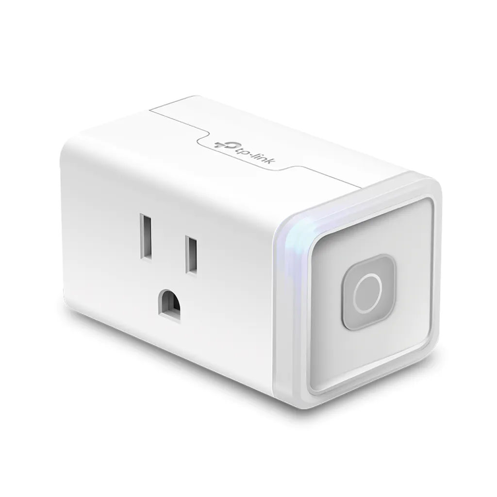 TP-LINK - Smart Plug HS103 funciona con Alexa, Echo, Google Home, no requiere concentrador, control remoto, 15 Amp