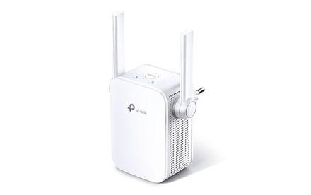 TP-LINK - Extensor de Cobertura Wi-Fi a 300Mbps - TL-WA855RE
