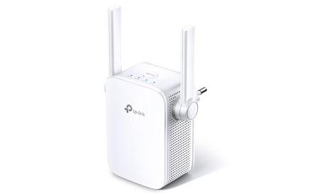 TP-LINK - Extensor de Cobertura Wi-Fi AC1200 - RE305