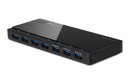 Hub de 7 Puertos USB 3.0 - UH700
