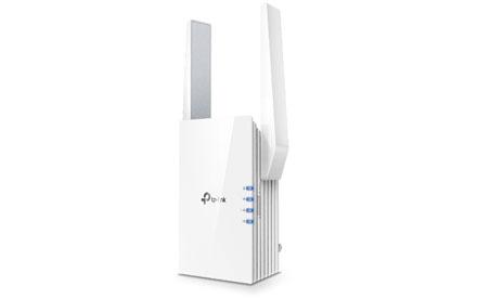 TP-LINK - Extensor de Red Wi-Fi AX1500 - RE505X