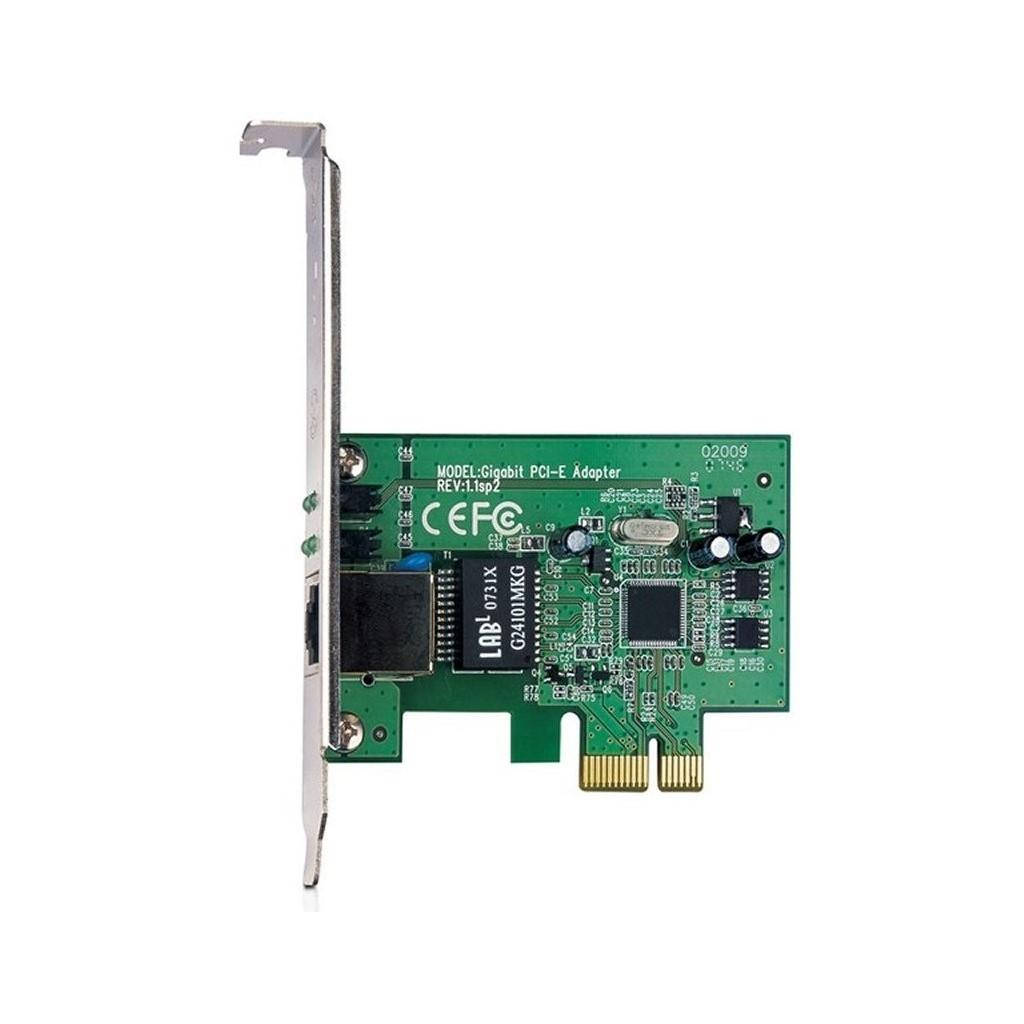 Adaptador de red Gigabit PCI Express TG-3468