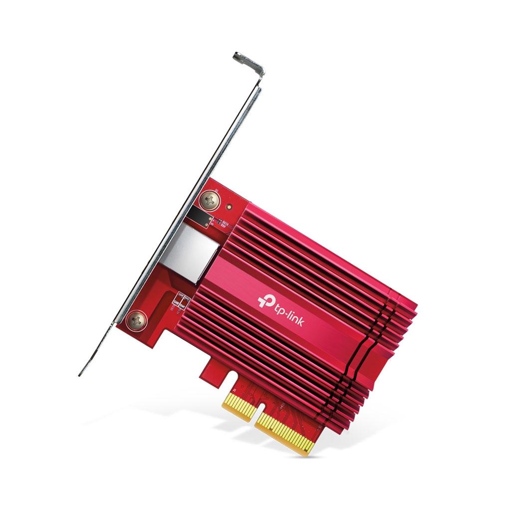 TP-LINK - Adaptador de red PCI Express de 10 Gigabit - TX401