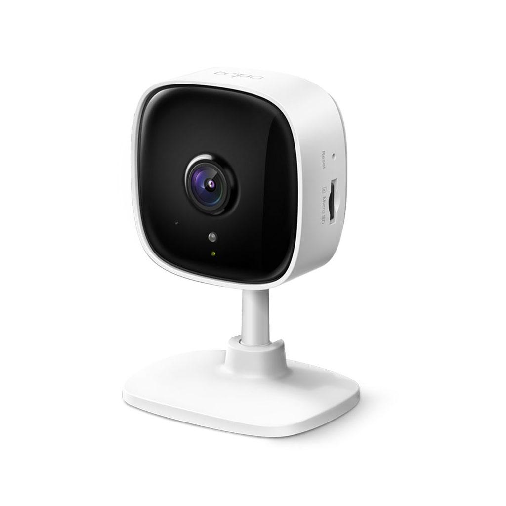 TP-LINK - Cámara Wi-Fi de Seguridad para Casa - Tapo C100