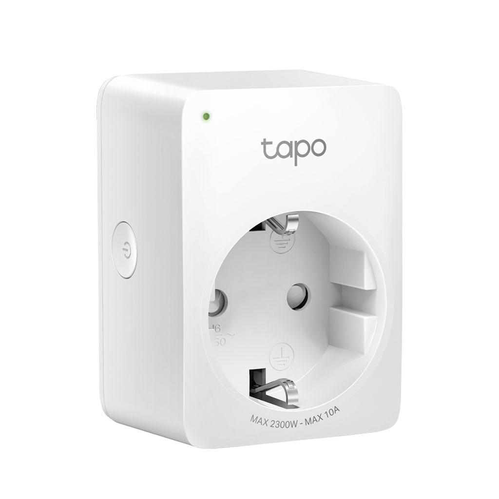TP-LINK - Mini Enchufe Inteligente Wi-Fi - Tapo P100