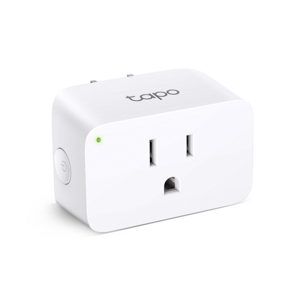 TP-LINK - Mini Smart Wi-Fi Plug - Tapo P105