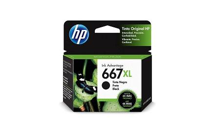 HP - 667XL - Ink cartridge