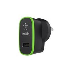 Belkin Cargador doméstico - Adaptador de corriente - 10 vatios - 2.1 A (USB) - negro