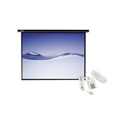 Klip Xtreme KPS-502 - Pantalla de proyección - instalable en el techo, instalable en pared - motorizado - 100