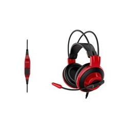 MSI DS501 - Auricular - tamaño completo - cableado