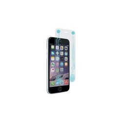 PureGear Tempered Glass with Smart + Buttons - Equipo de protecci�n de pantalla - para Apple iPhone 6 Plus, 6s Plus