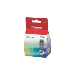 Canon CL-41 - Color (cian, magenta, amarillo) - original - cartucho de tinta - para PIXMA iP1800, iP1900, iP2500, iP2600, MP140, MP190, MP210, MP220, MP470, MX300, MX310