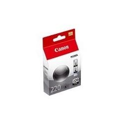 Canon PGI-220 - Negro pigmentado - original - depósito de tinta - para PIXMA iP3600, iP4700, MP540, MP550, MP560, MP620, MP630, MP640, MP980, MP990, MX860, MX870