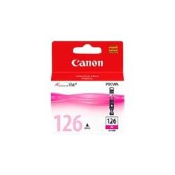 Canon CLI-126M - 9 ml - magenta - original - depósito de tinta - para PIXMA iP4810, iP4910, iX6510, MG5210, MG5310, MG6110, MG6210