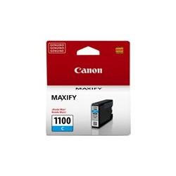 Canon PGI-1100 C - Cián - original - depósito de tinta - para MAXIFY MB2010, MB2110, MB2710
