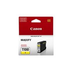 Canon PGI-1100 Y - Amarillo - original - depósito de tinta - para MAXIFY MB2010, MB2110, MB2710