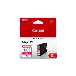 Canon PGI-1100XL M - 12 ml - Alto rendimiento - magenta - original - depósito de tinta - para MAXIFY MB2010, MB2110, MB2710