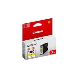 Canon PGI-1100XL Y - 12 ml - Alto rendimiento - amarillo - original - depósito de tinta - para MAXIFY MB2010, MB2110, MB2710