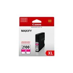 Canon PGI-2100XL M - 19.3 ml - Alto rendimiento - magenta - original - depósito de tinta - para MAXIFY iB4010, MB5110, MB5310, MB5410
