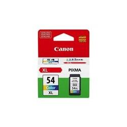 Canon CL-54XL - 12.6 ml - gran capacidad - color (cian, magenta, amarillo) - original - cartucho de tinta - para PIXMA E401, E402, E461, E471