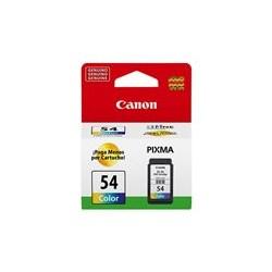Canon CL-54 - 6.2 ml - color (cian, magenta, amarillo) - original - cartucho de tinta - para PIXMA E401, E402, E461, E471