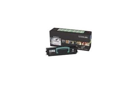 Lexmark - Negro - original - cartucho de tóner LRP - para E350d, 350dt, 352dn, 352dtn