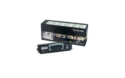 Lexmark - Negro - original - cartucho de tóner LRP - para Lexmark E230, E232, E234, E240, E330, E332, E340, E342