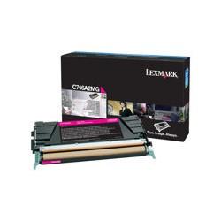 Lexmark - Magenta - original - cartucho de tóner LCCP, LRP - para C746dn, 746dtn, 746n, 748de, 748dte, 748e