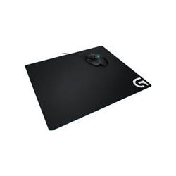 Logitech G640 - Alfombrilla de ratón - negro