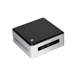 Intel - Next Unit of Computing - Kit NUC5i3RYH  - Miniordenador - 1 Mini HDMI - 1 Mini DisplayPort -  1 x Core i3 5010U / 2.1 GHz - HD/SSD Compatible: 2.5