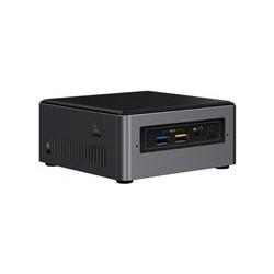 Intel Next Unit of Computing Kit NUC7i3BNH - Limitado - miniordenador - 1 x Core i3 7100U / 2.4 GHz - HD Graphics 620 - GigE - WLAN: 802.11a/b/g/n/ac, Bluetooth 4.2