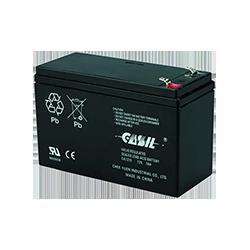 Honeywell - 712BNP Battery LEAD -                                             - Aplicación / Uso: Dispositivo de seguridad - Batería recargable - Tamaño de la batería: propietario - Química de la batería: ácido de plomo sellado (SLA) - Capacidad de la batería: 7000 mAh - Voltaje de salida: 12 V DC