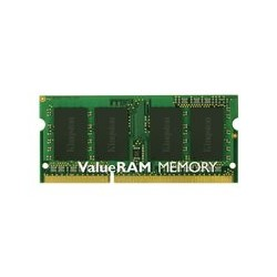 Kingston ValueRAM - DDR3 - 4 GB - SO DIMM de 204 espigas - 1600 MHz / PC3-12800 - CL11 - 1.5 V - sin memoria intermedia - no ECC