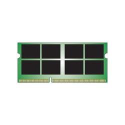 Kingston ValueRAM - DDR3L - 8 GB - SO DIMM de 204 espigas - 1600 MHz / PC3L-12800 - CL11 - 1.35 / 1.5 V - sin búfer - no ECC