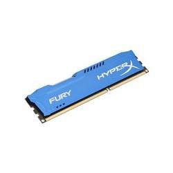 HyperX FURY - DDR3 - 4 GB - DIMM de 240 espigas - 1866 MHz / PC3-14900 - CL10 - 1.5 V - sin búfer - no ECC - azul