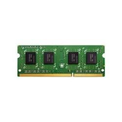 QNAP - DDR3 - 8 GB - SO DIMM de 204 espigas - 1600 MHz / PC3-12800 - sin búfer - no ECC