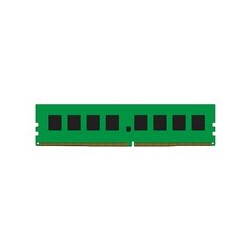 Kingston ValueRAM - DDR4 - 8 GB - DIMM de 288 espigas - 2400 MHz / PC4-19200 - CL17 - 1.2 V - sin búfer - no ECC