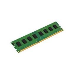 Kingston - DDR3 - 8 GB - DIMM de 240 espigas - 1600 MHz / PC3-12800 - CL11 - 1.5 V - sin memoria intermedia - no ECC