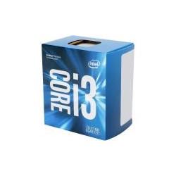 Intel Core i3 7100 - 3.9 GHz - 2 núcleos - 4 hilos - 3 MB caché - LGA1151 Socket - Caja