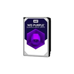 WD Purple Surveillance Hard Drive WD40PURZ - Disco duro - 4 TB - interno - 3.5