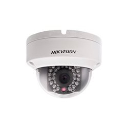 Hikvision IR Fixed Dome Network Camera DS-2CD2120F-I - Cámara de vigilancia de red - cúpula - a prueba de vándalos - color (Día y noche) - 2 MP - 1920 x 1080 - 1080p - montaje M12 - focal fijado - LAN 10/100 - MJPEG, H.264 - CC 12 V / PoE
