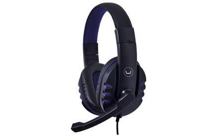Audifono Unno Tekno ACE 13 Stereo HS7213BL