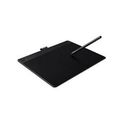 Wacom Intuos Art Mediano - Digitalizador - diestro y zurdo - 21.6 x 13.5 cm - multitáctil - electromagnético - 4 botones - cableado - USB - negro